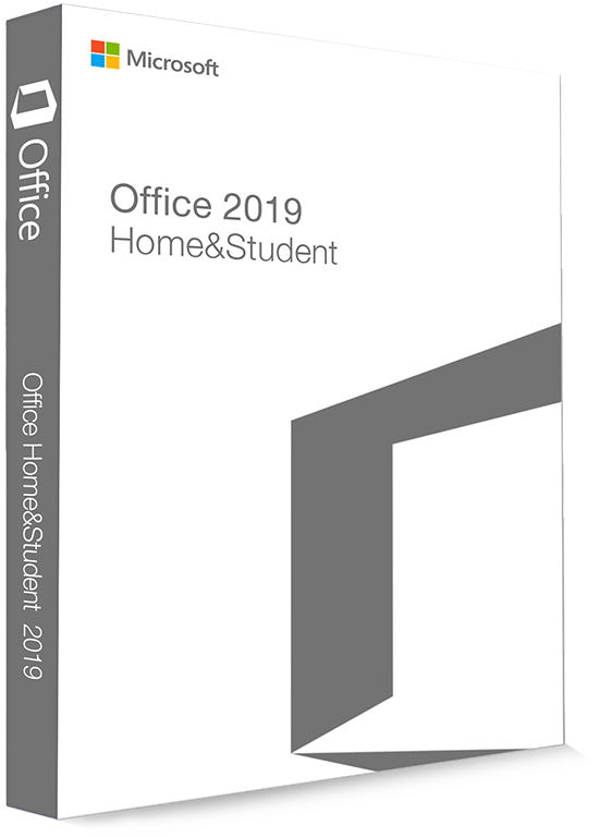 Microsoft Office 2019 Home & Student 32/64 Bit - (Product Key)