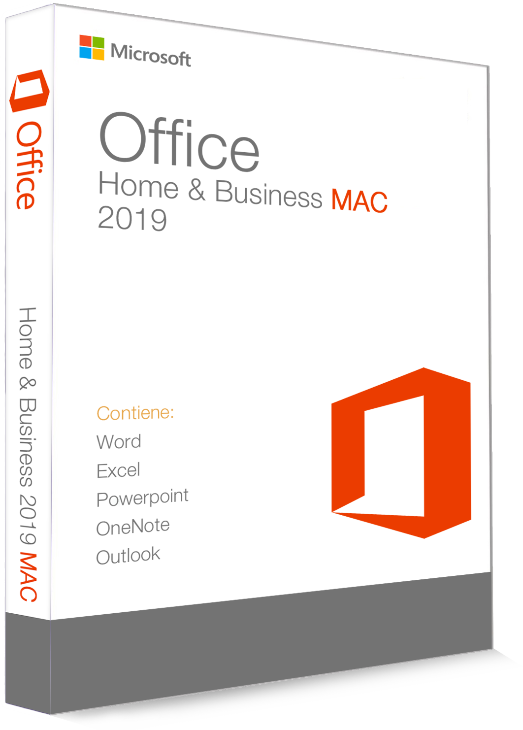 Microsoft Office 2019 Home & Business per Mac - (Product Key)