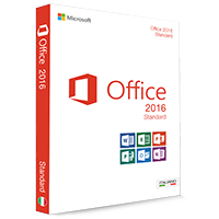 Microsoft Office 2016 Home & Business per Mac - (Product Key)