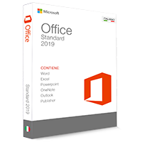 Microsoft Office 2019 Standard 32/64 Bit (Home & Business) - (Product Key)