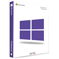 Microsoft Windows 10 Professional 32/64 Bit - (Product Key)